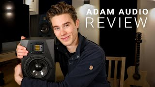 Adam Audio A7X Review - Should You Buy Them?