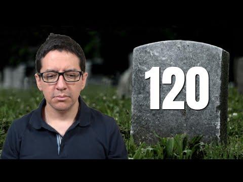 Por qué No Podremos Vivir Más de 120 Años