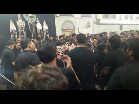 21 Ramzan Taboot E Maula Ali as Matamdari 2018 1439 Bhavnagar| Noaha Ali Ali as Hay Ali Ay Mere Maul
