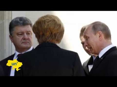 Putin and Poroshenko face to face in France: meeting was first since Russian invasion of Ukraine