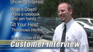 New Car Sales Training