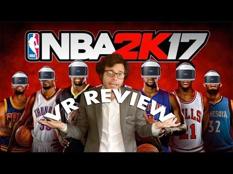 PSVR frank. Review: NBA 2K17 PlayStation VR