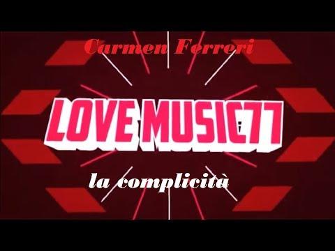 Carmen Ferreri -La complicità +TESTO (inedito)