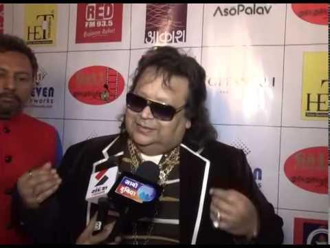Music director Bappi Lahiri and Singer Babul Supriyo gets BJP...