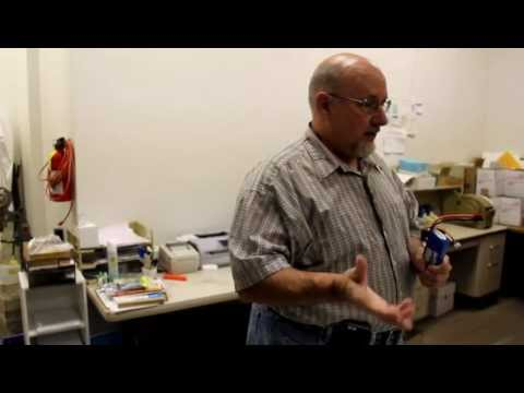 LiPO and LiFePO4 Battery presentation by Jim Pope (KGPP)