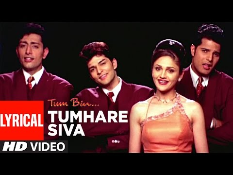 Tumhare Siva Full Song with Lyrics | Tum Bin | Sandali Sinha...