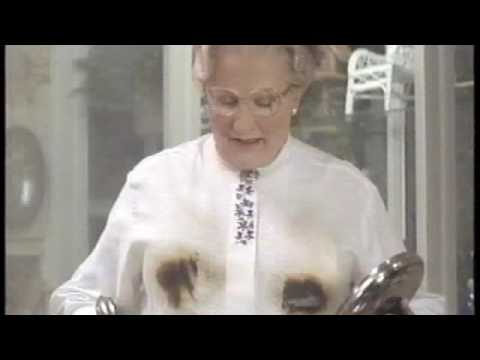 Mrs. Doubtfire Cooking Scene
