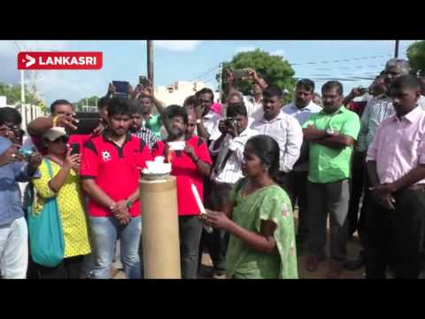 Tharagi Sivaram's 11th Anniversary in Jaffna