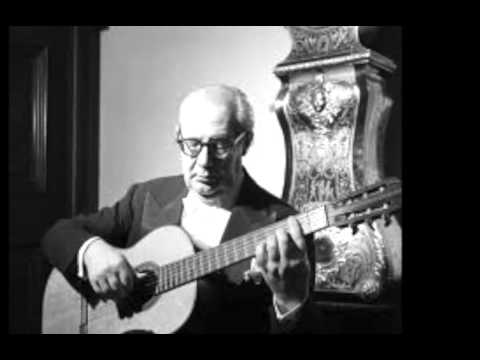 Mario Castelnuovo-Tedesco - radio interview - part one