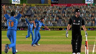 13th June India Vs New Zealand ICC World cup 2019 full match Highlights real cricket 2019 Gameplay