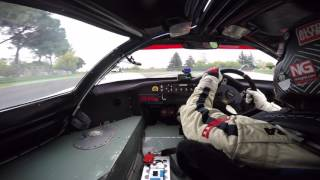 Onboard with Broadley's Lola T70 Mk3B at Imola