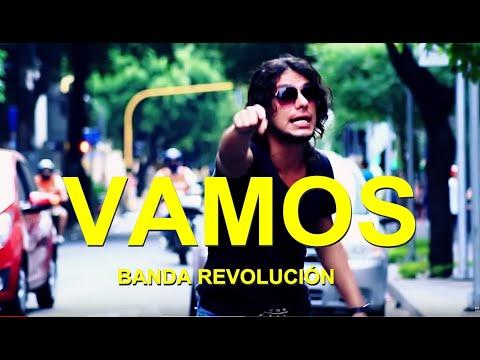 Banda Revolución - Vamos - Música Cristiana