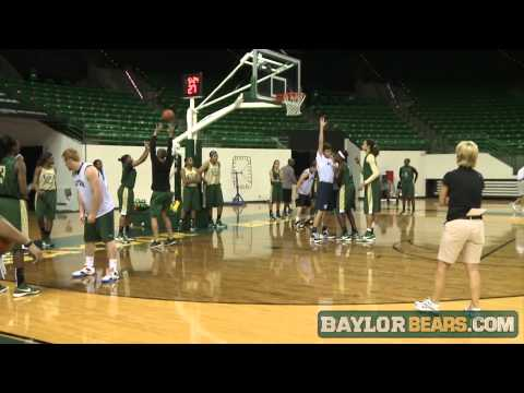 Baylor Basketball (W): Lady Bears Begin Practice