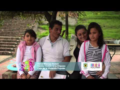 Tituladas 196 familias   Chiguaza