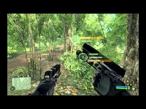 Crysis Gameplay With Predator Theme Music Score