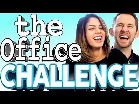 THE OFFICE CHALLENGE | Megan Batoon