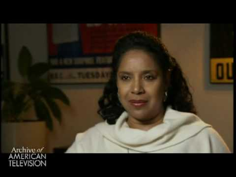 Phylicia Rashad Interview - Part 1 of 5