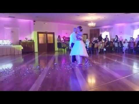 Zabawny I Wesoły Pierwszy Taniec Marleny I Adama