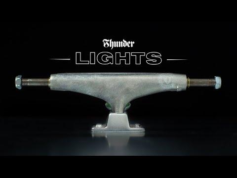THUNDER TRUCKS: LIGHTS