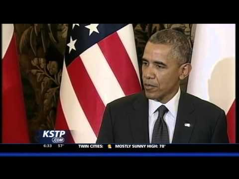 Obama: US to Boost Military Presence in Europe