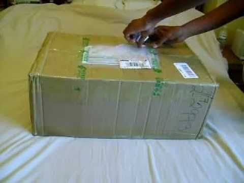 Unboxing Package From Sinadeal/Mcbub :D