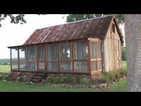 Tiny Texas Houses: Public Tiny House Tours Now Open! - YouTube