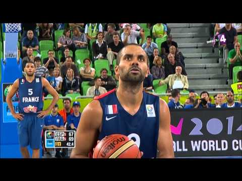 France Vs Spain FIBA EuroBASKET 2013 SemiFinal FULL OT HD