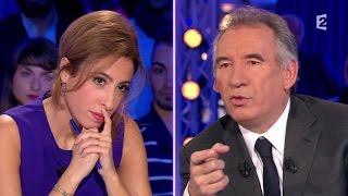 """François Bayrou: """"Il y a une guerre de religion"""" #ONPC"""