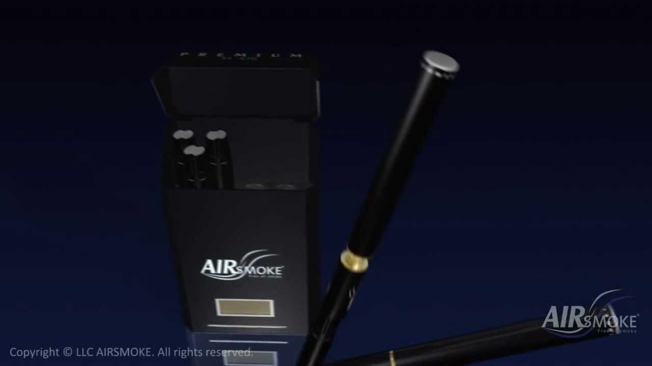 The Safe Cigarette Electronic Cigarette