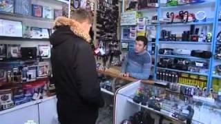 Профессия репортёр - Лагерная смена (21.01.2012)