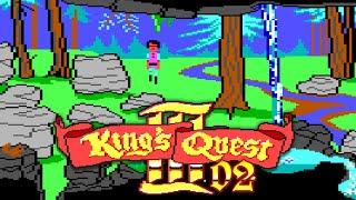 KING'S QUEST III [AGI] [002] - Ein Spaziergang durch Llewdor