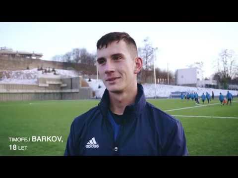 REPORTÁŽ / Mladí odchovanci v přípravě áčka