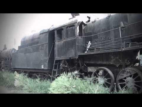 Кладбище Поездов @ Train Dniwe