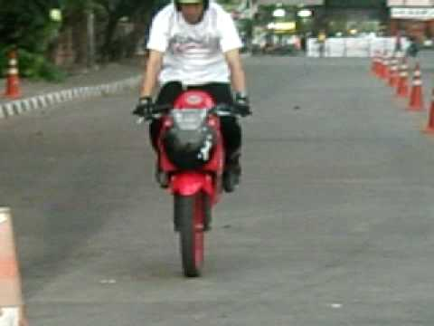 โชว์รถ Honda CBR 150cc Music Videos