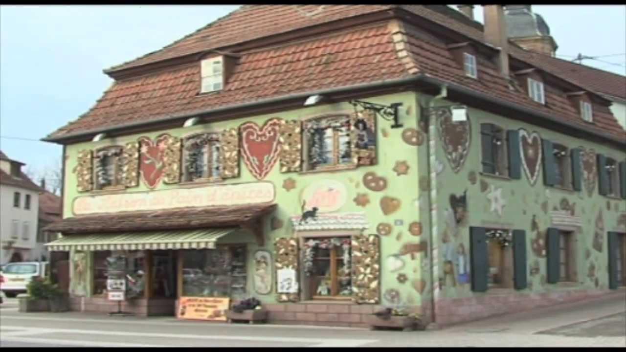 La maison du pain d 39 pices lips youtube - La maison du danemark boutique ...