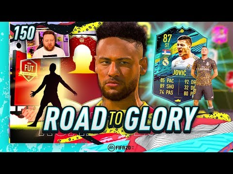 FIFA 20 ROAD TO GLORY #150 - A SECOND CHANCE?!