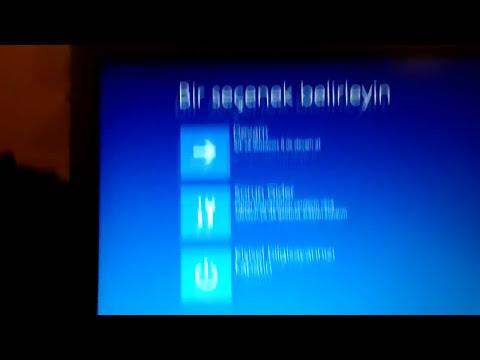 How to Fix Black Screen Error Windows 8.1 update  (solved)