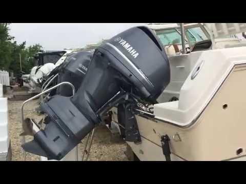 2016 Sailfish 240 CC Boat For Sale at MarineMax Ship Bottom