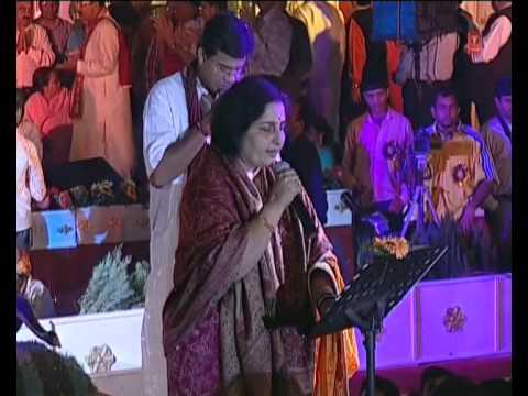 Kabhi Ram Banke Anuradha Paudwal I Shyam Mohe Pyara Lage (live At Ghaziabad) video