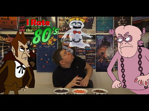 Irate the 80's Ep. 13 - Monster Cereals (Count Chocula, FrankenBerry, BooBerry) Review, Commercial