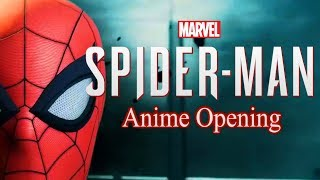 What if Spider-Man had an Anime Opening
