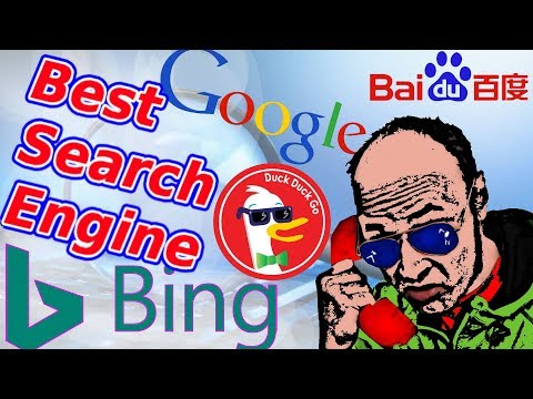 What is the best search engine. search engine review