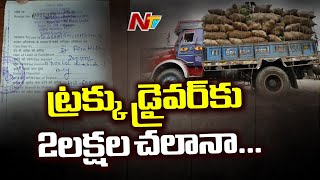 Rs 2 Lakh Huge Fine For Truck Driver In Delhi | New Motor Vehicle Act | NTV