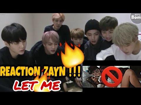 Zayn - Let Me REACTION || Official BTS