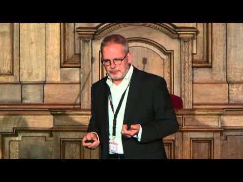 Humor and culture in international business | Chris Smit | TEDxLeuven