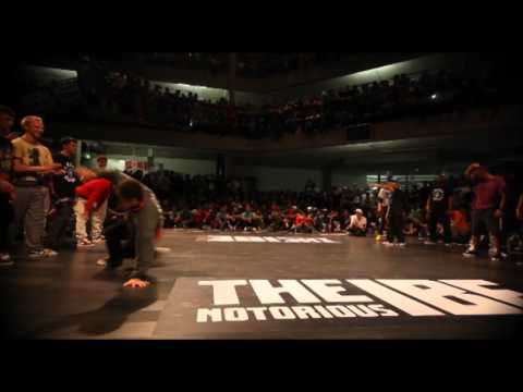 All Battles All - Team Europe vs Team Latin America IBE 2011