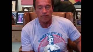 Secret To A Quick Pump By Arnold Schwarzenegger