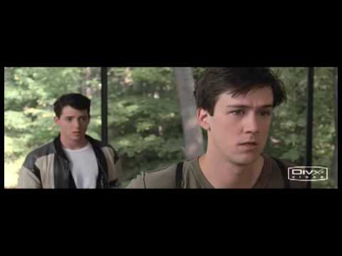 Ferris Bueller's Day Off Scene