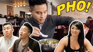 Richie Le | A Matter Of Taste: Pho Restaurant Face Off | Maker Studios ​SPARK