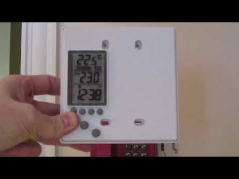 DIY Programmable thermostat install for electric heat